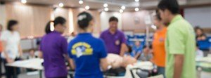 Work-Site Wellness CPR Training
