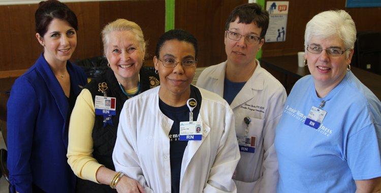 Lenoir Minges Wellness Center Worksite Wellness Education Staff