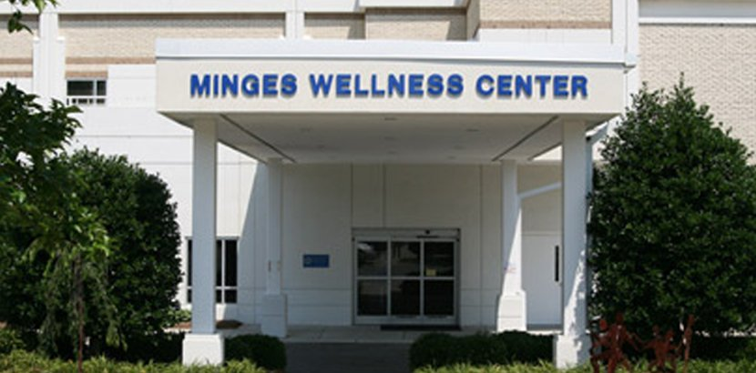 Minges Wellness Center Building, Kinston NC