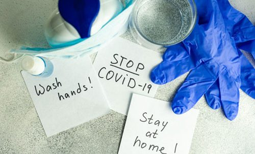 Tips to stay healthy while stuck at home